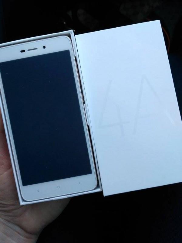 Mobilus telefonas Xiaomi Redmi 4A Snapdragon