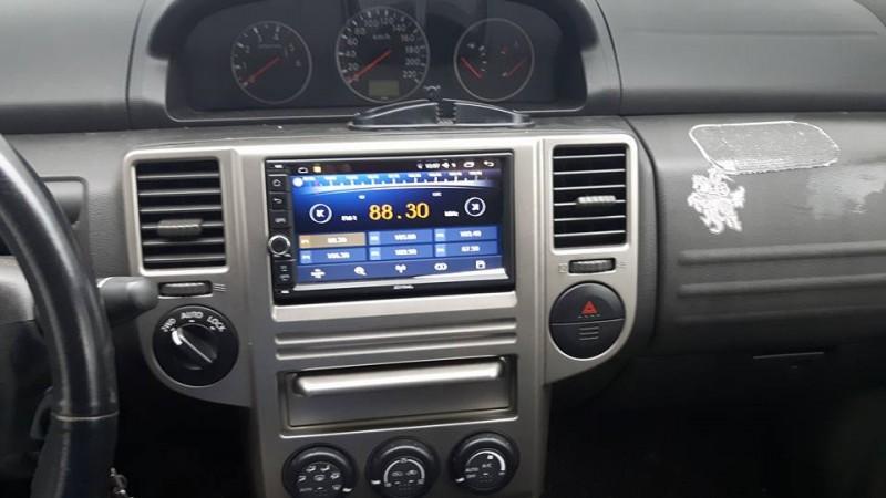Multimedia grotuvas automobiliui