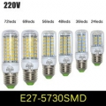 220V Led lemputės