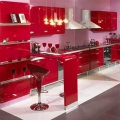 Baldų atnaujinimo (virtuvės spintelių) lipni plėvelė