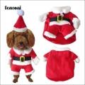 Kalėdinis kostiumas šuniukui